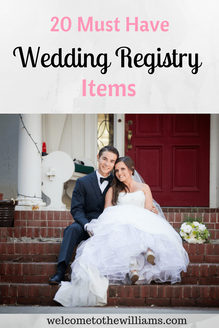 e7f135d68cdc 20 Products Every Engaged Couple Needs On Their Wedding Registry ...