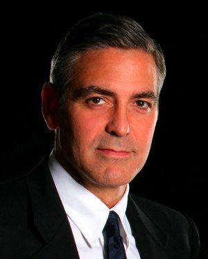 and God created George Clooney...