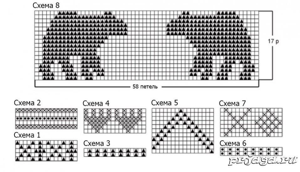 Схема вязания джемпера спицами | peque | Pinterest | Jersey de punto ...