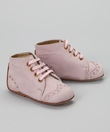 3a7e6001ac223 1900 - 1920s baby girls kids vintage shoes Light Pink Milano Ankle ...