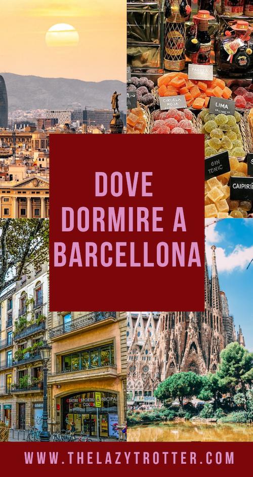 Stai programmando un viaggio a Barcellona, Spagna? Ecco un ...