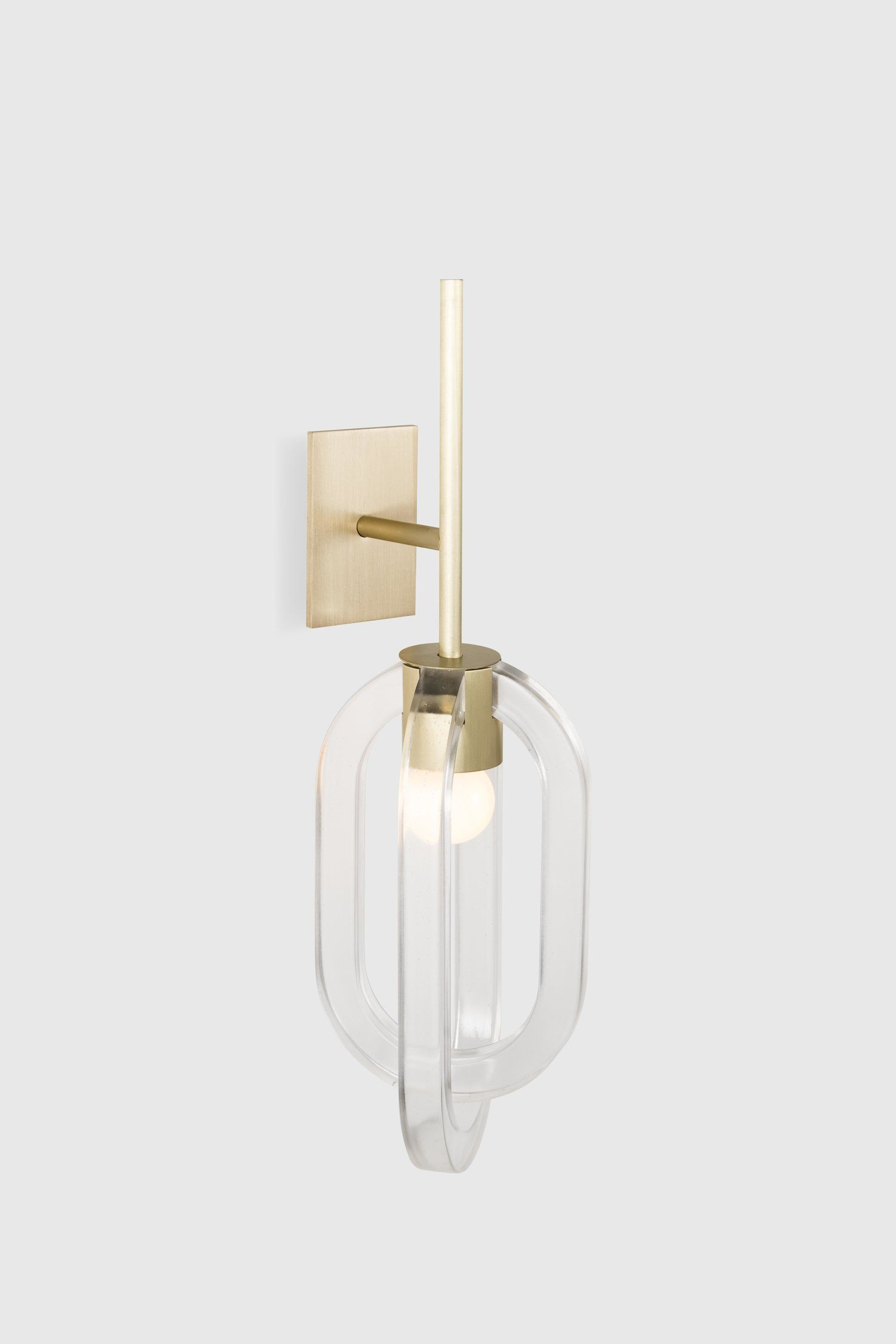 Cirrus Sconce With Images Sconces Brass Lighting Architectural Lighting Design