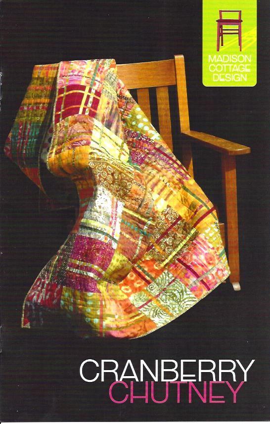 Cranberry Chutney Pattern Madison Cottage Design Lap Quilt Patterns Quilt Patterns Patchwork Quilt Patterns
