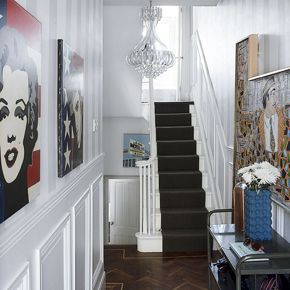 Step inside this traditional Victorian terrace with a very modern