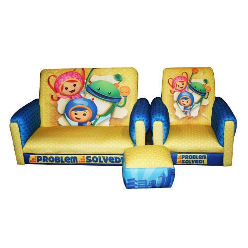Toddler Furniture Sets Team Umizoomi, Team Umizoomi Toddler Bedding