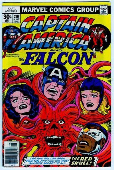 Captain America-Jack Kirby