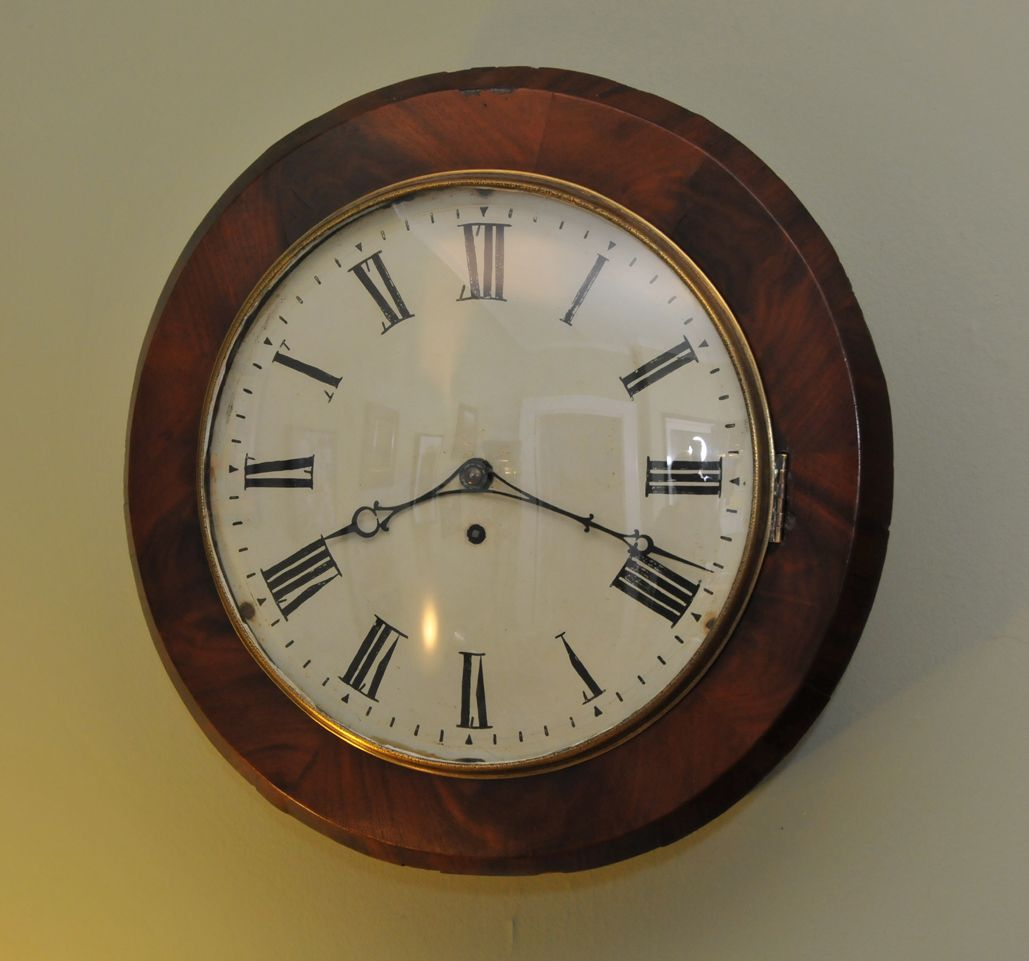 ... wall clock circa 1890 1905 english fusee wall clock circa 1890 1905 $