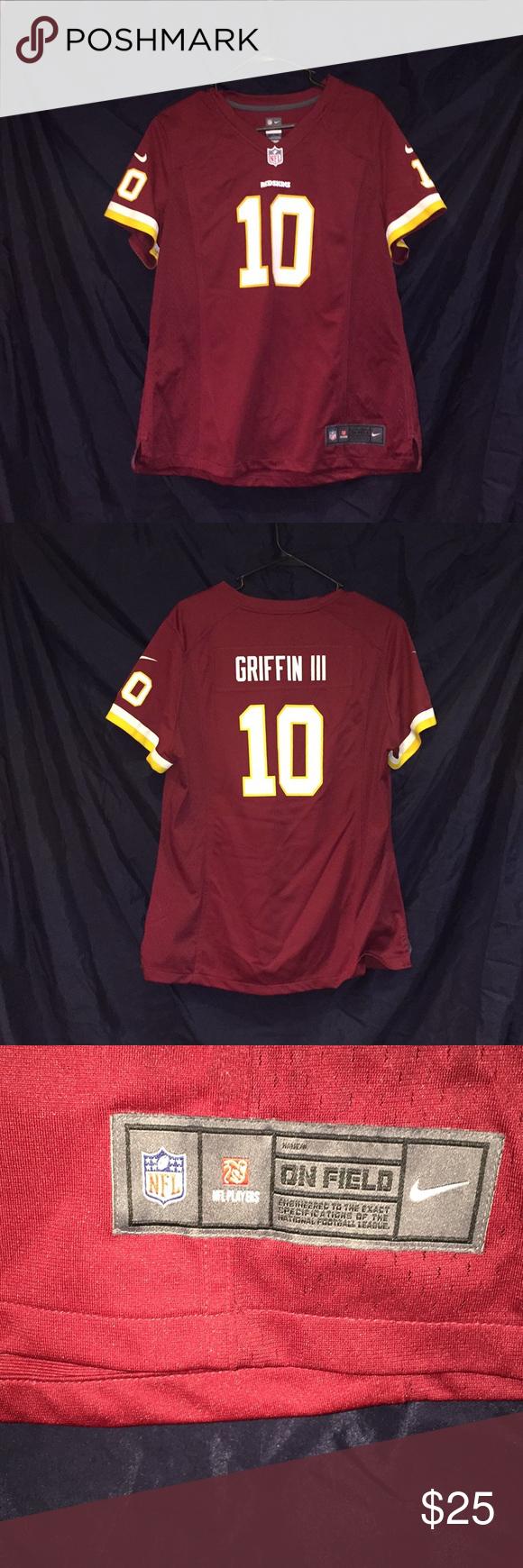 save off da2d4 7722b Nike Washington Redskins Rg3 Jersey 🔥🔥🔥 $14 Brand:Nike ...