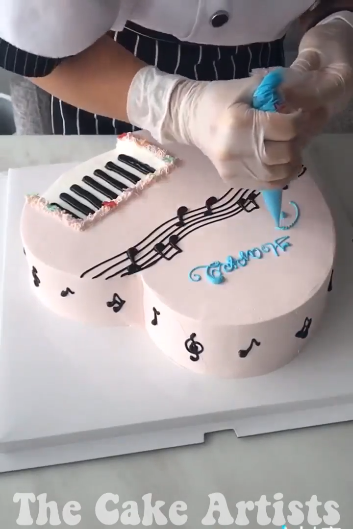 Photo of Cake Decorating Videos