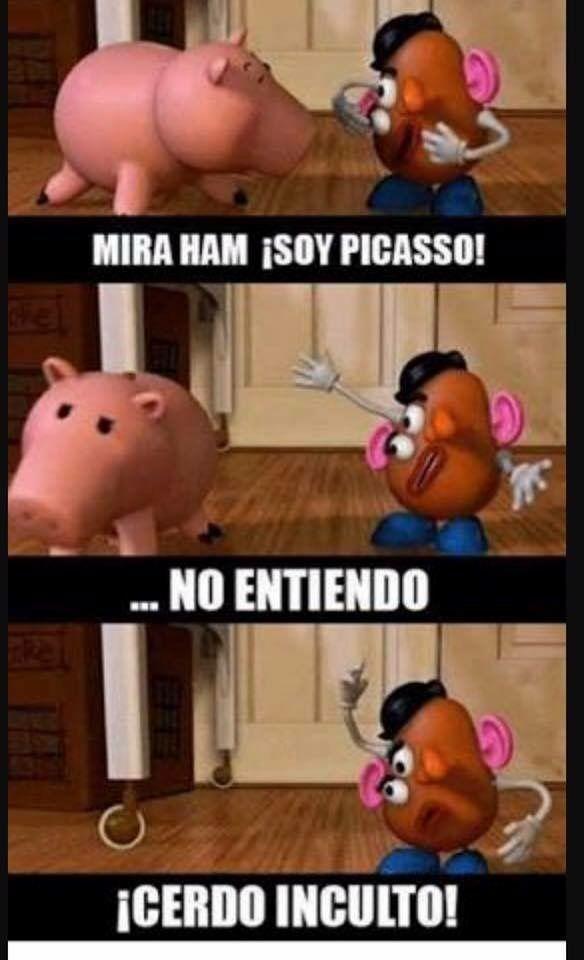 Cerdo Inculto Memes De Disney Divertidos Humor Disney Disney Amor