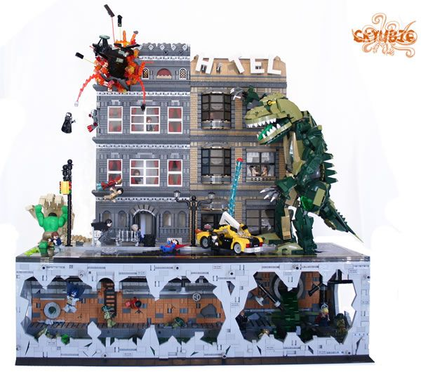 Super Heroes 3LUG Project (6kyubi6) - http://www.brickheroes.com