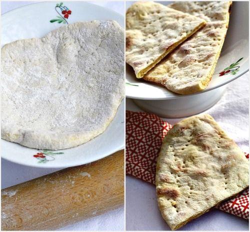 les cuisines de garance: rieska ou les pains traditionnels