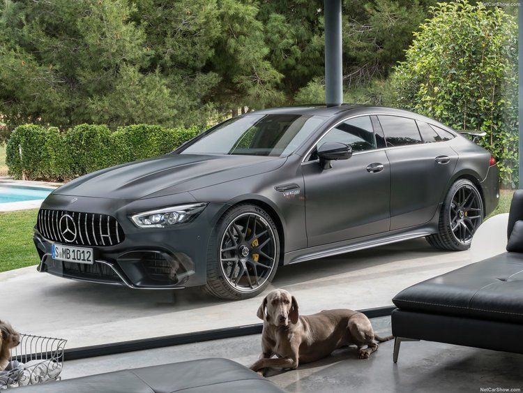 The Mercedes Amg Gt 4 Door Coupe Created A New Battleground Of