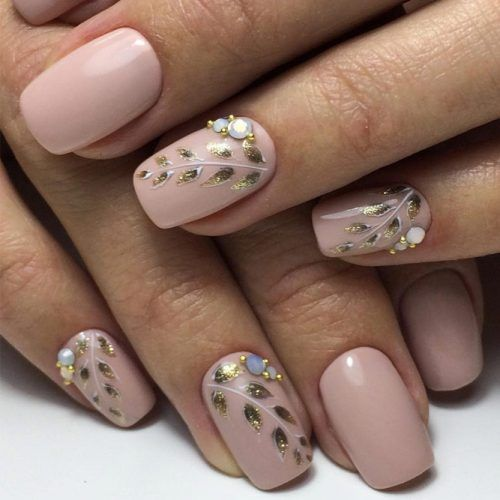 48 Must Try Fall Nail Designs And Ideas Naild It Pinterest