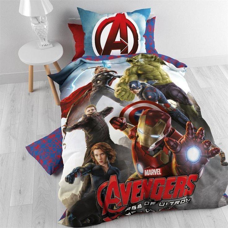 Bettwäsche Avengers Age Of Ultron Das Perfekte Geschenk