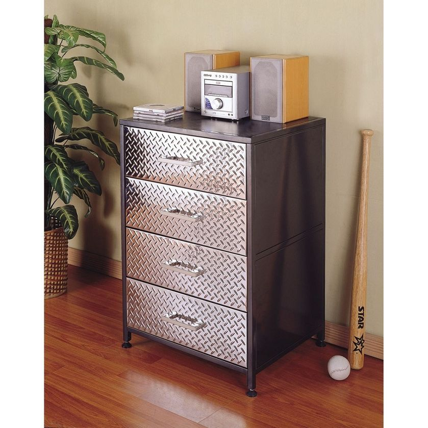 Monster Bedroom® 4-Drawer Chest (With Images)
