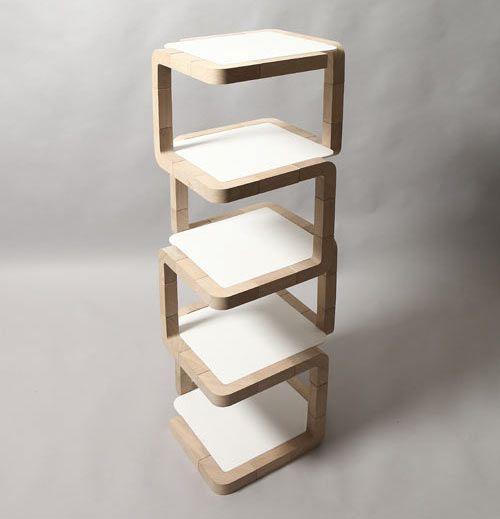 Wood Furniture CL Collection by ARCA, Unique Furniture Design Idea