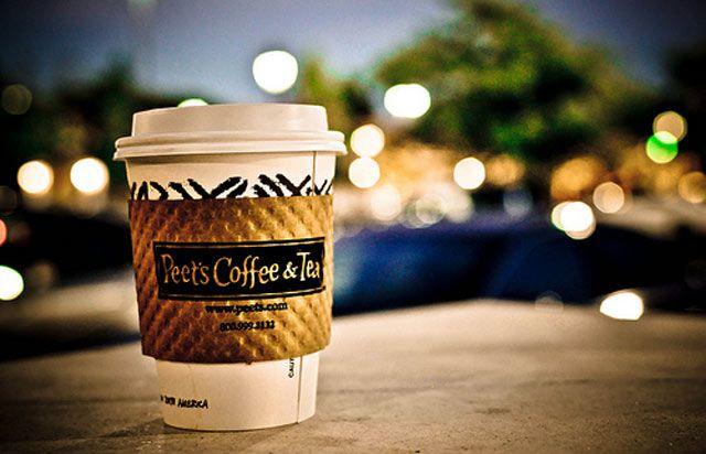 Starbucks Adds Almond Milk Peet S Tea Coffee Adds Vegan Whipped Cream Peets Coffee Coffee Vegan Whipped Cream