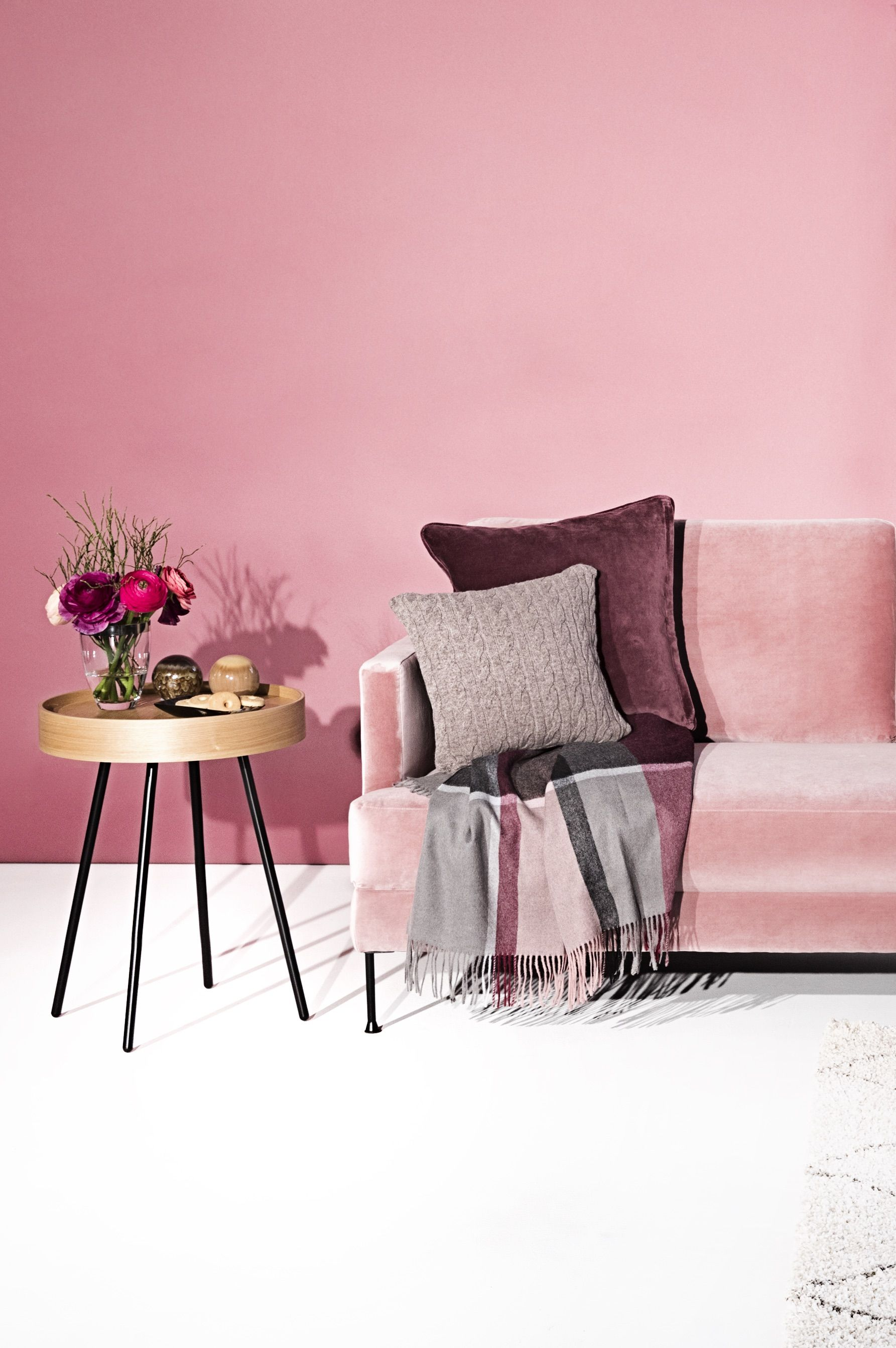 Samt Sofa Fluente 2 Sitzer Trends We Love Interior Pinterest