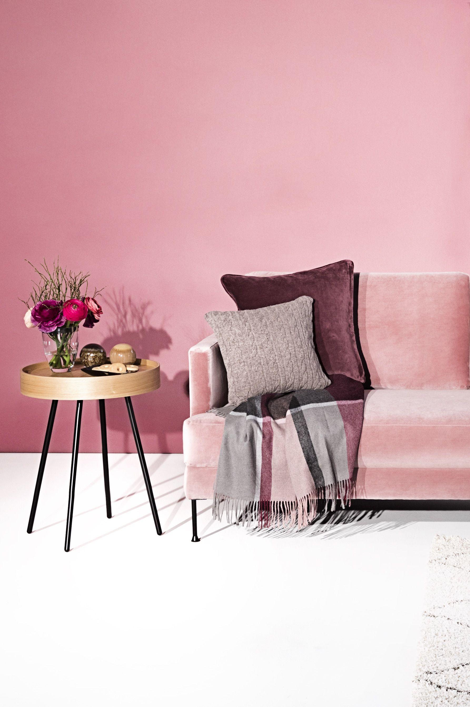samt sofa fluente 3 sitzer rote blumen bordeaux und beistelltische. Black Bedroom Furniture Sets. Home Design Ideas