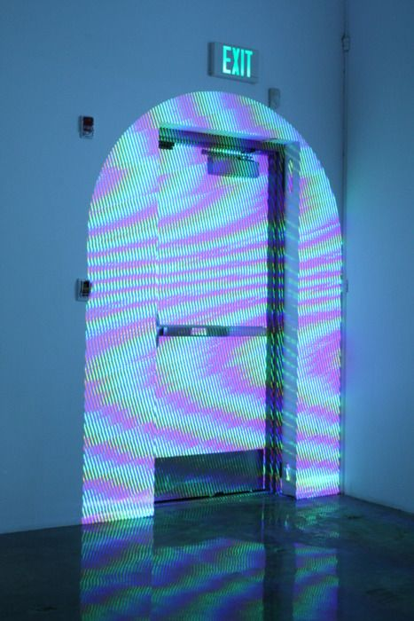 exit s environmental projection mapping in 2018 pinterest