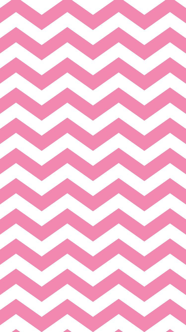Pink chevron #pinkchevronwallpaper