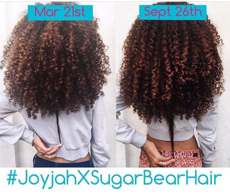 Sugar Bear Hair Vitamins For Healthy Hair Fast Growth Love