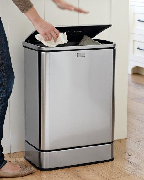 simplehuman kitchen trash can buy cabinet doors sensor williams sonoma random stuff i
