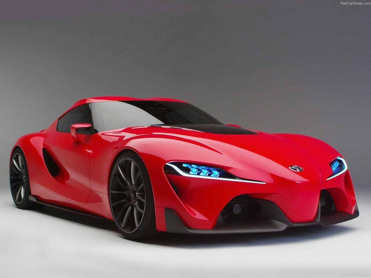 2014 Toyota Ft 1 Concept Toyota Cars New Toyota Supra Toyota