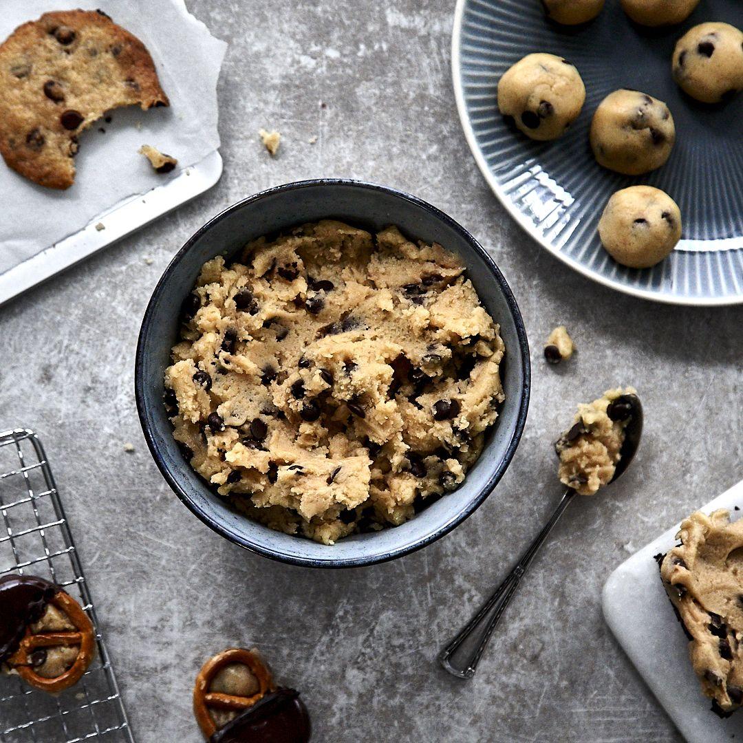 Cookie Dough selber machen – das Grundrezept ohne Ei