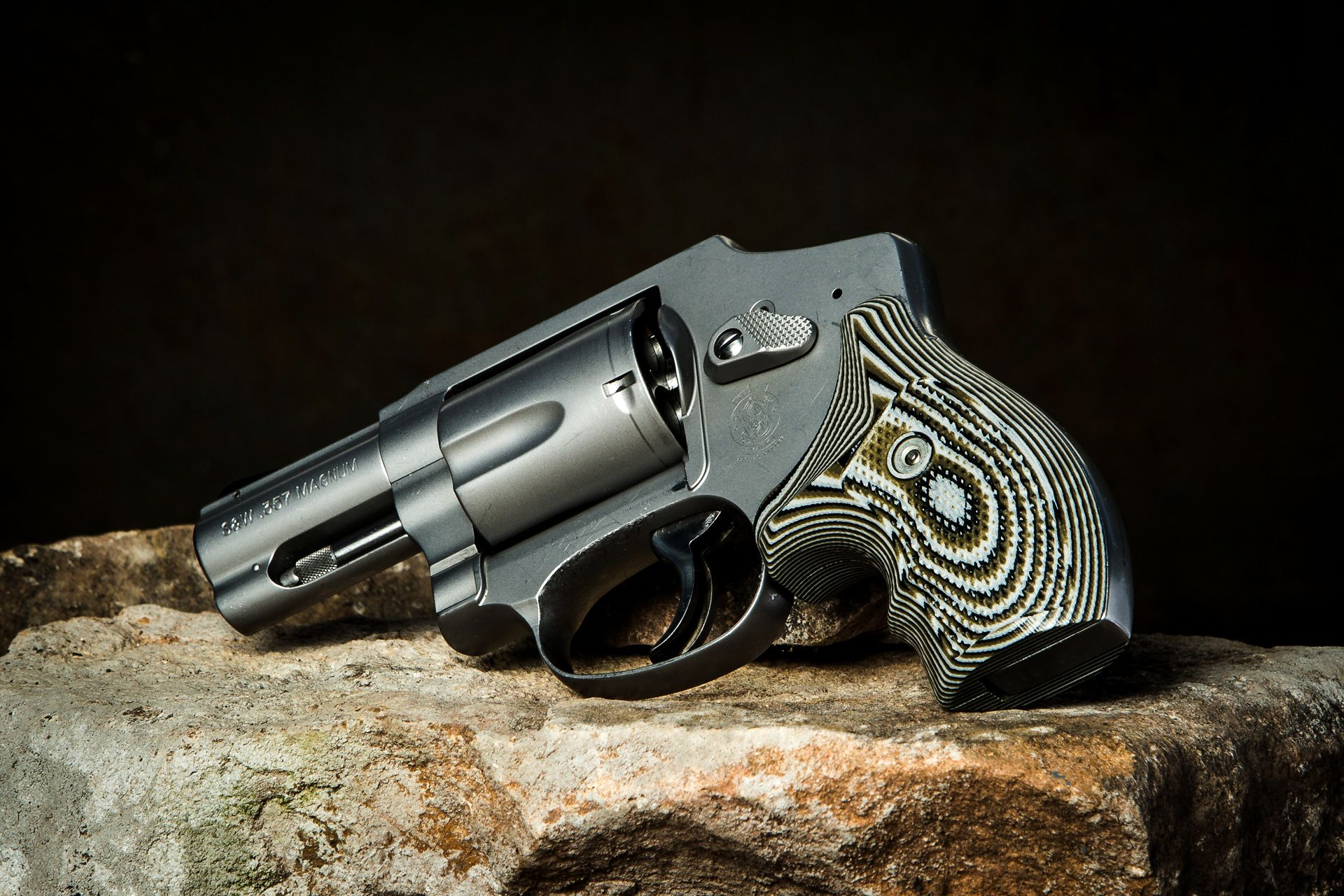 Turn the wheel on that revolver of yours  After outfitting