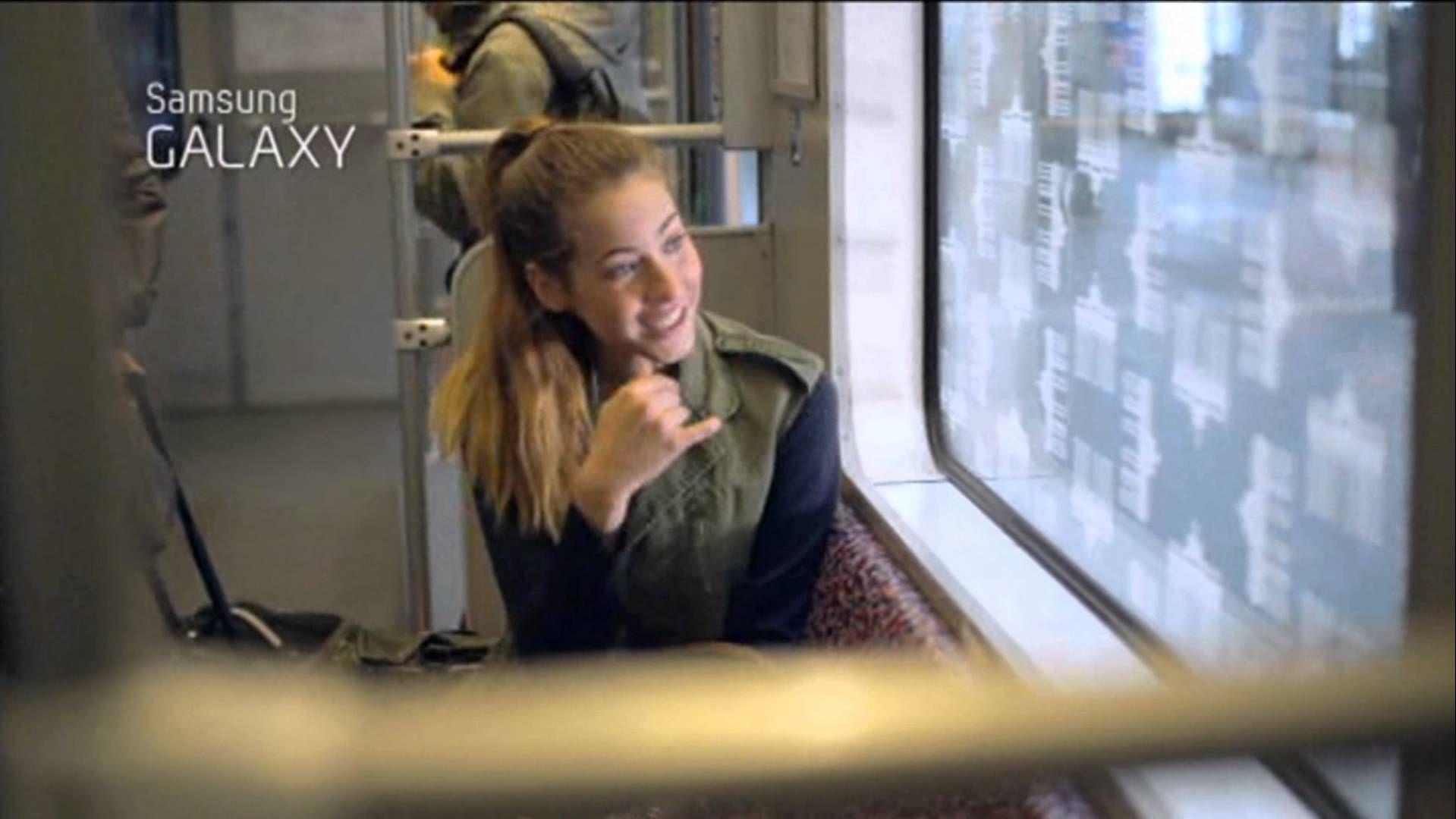 Samsung Galaxy Werbespot 2013 Samsung Galaxy Werbung 2013