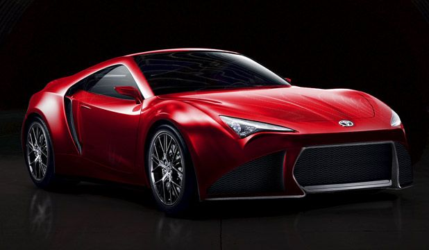 Toyota Plans Big Brother For Sports Car Toyota Sports Cars - Big sports cars