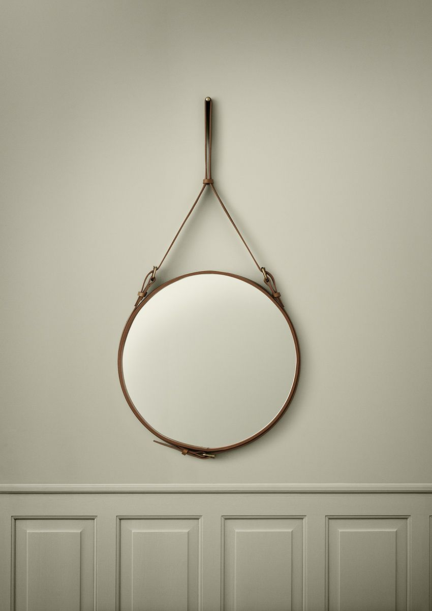 Gubi Spiegel gubi adnet mirror gubi hallway inspiration living