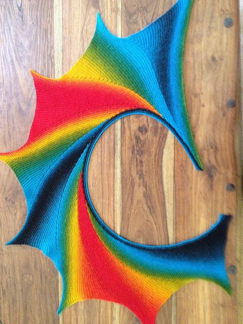 FREE - Ravelry: Project Gallery for Tunisian Wingspan pattern by Amy ...