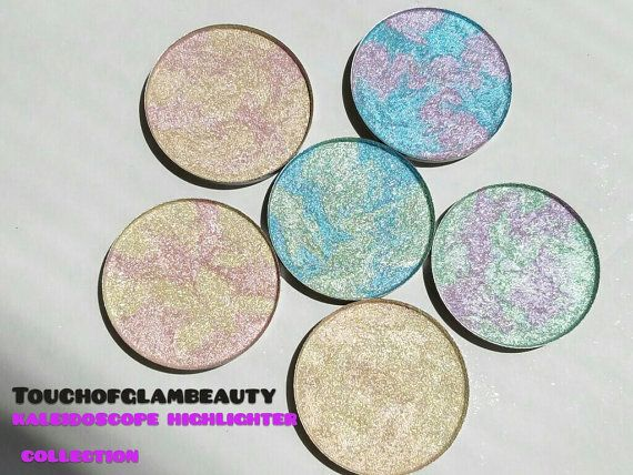 bdfd333afb120 LIMITED EDITION Full Kaleidoscope Tie Dye highlighter Collection ...