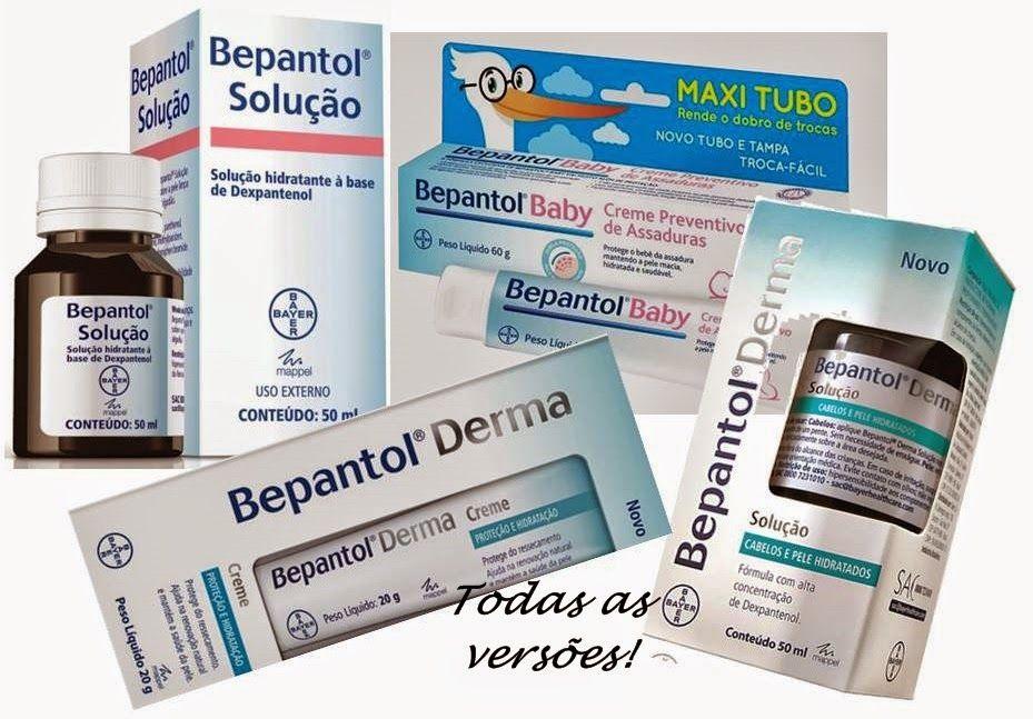 Dossie Dos Produtos Bepantol Derma Para Que Serve E Como Usar