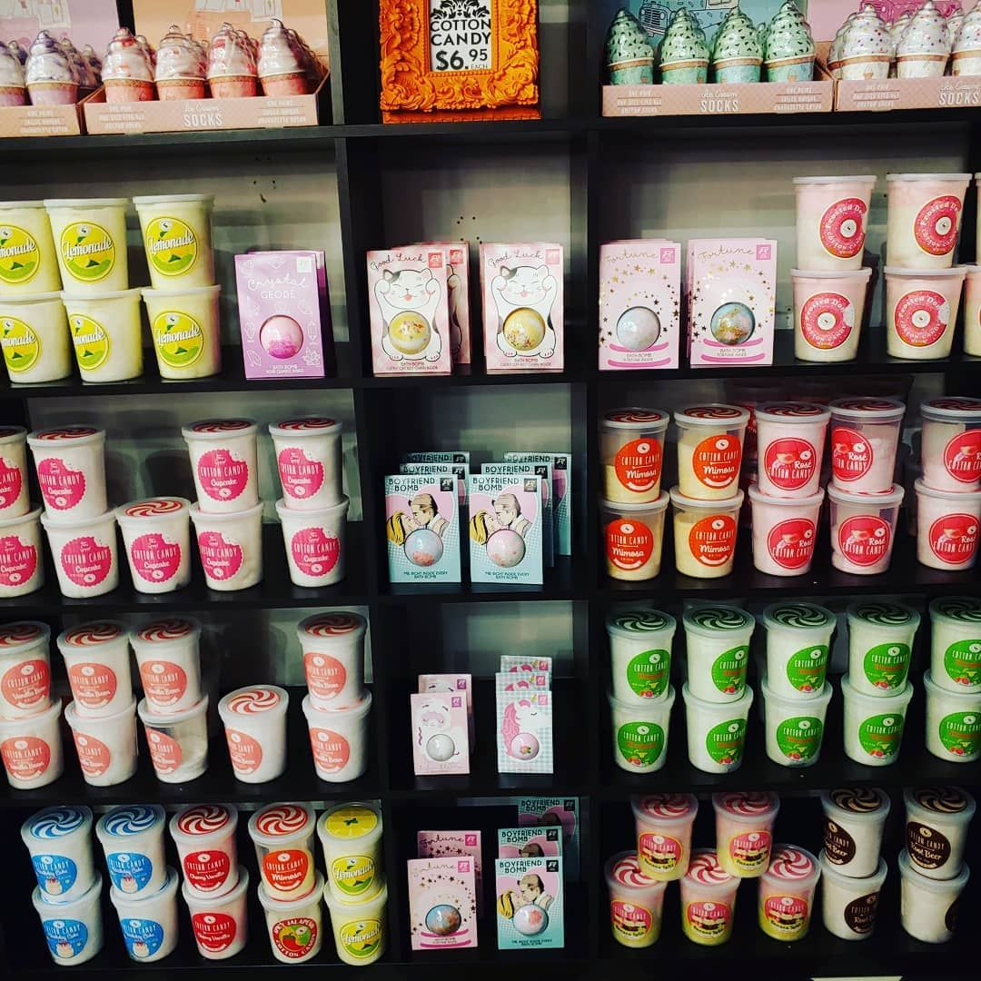 Cotton Candy Galore! 😍😲