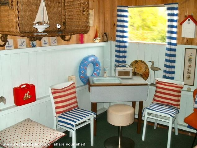 Awesome Beach Hut Interior Design Ideas Gallery - Amazing Design ...