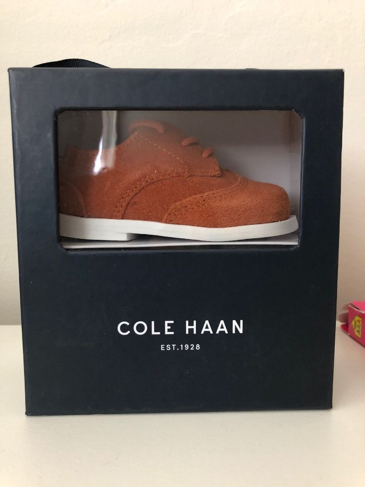 Cole Haan Infant Boys Shoe - Grand