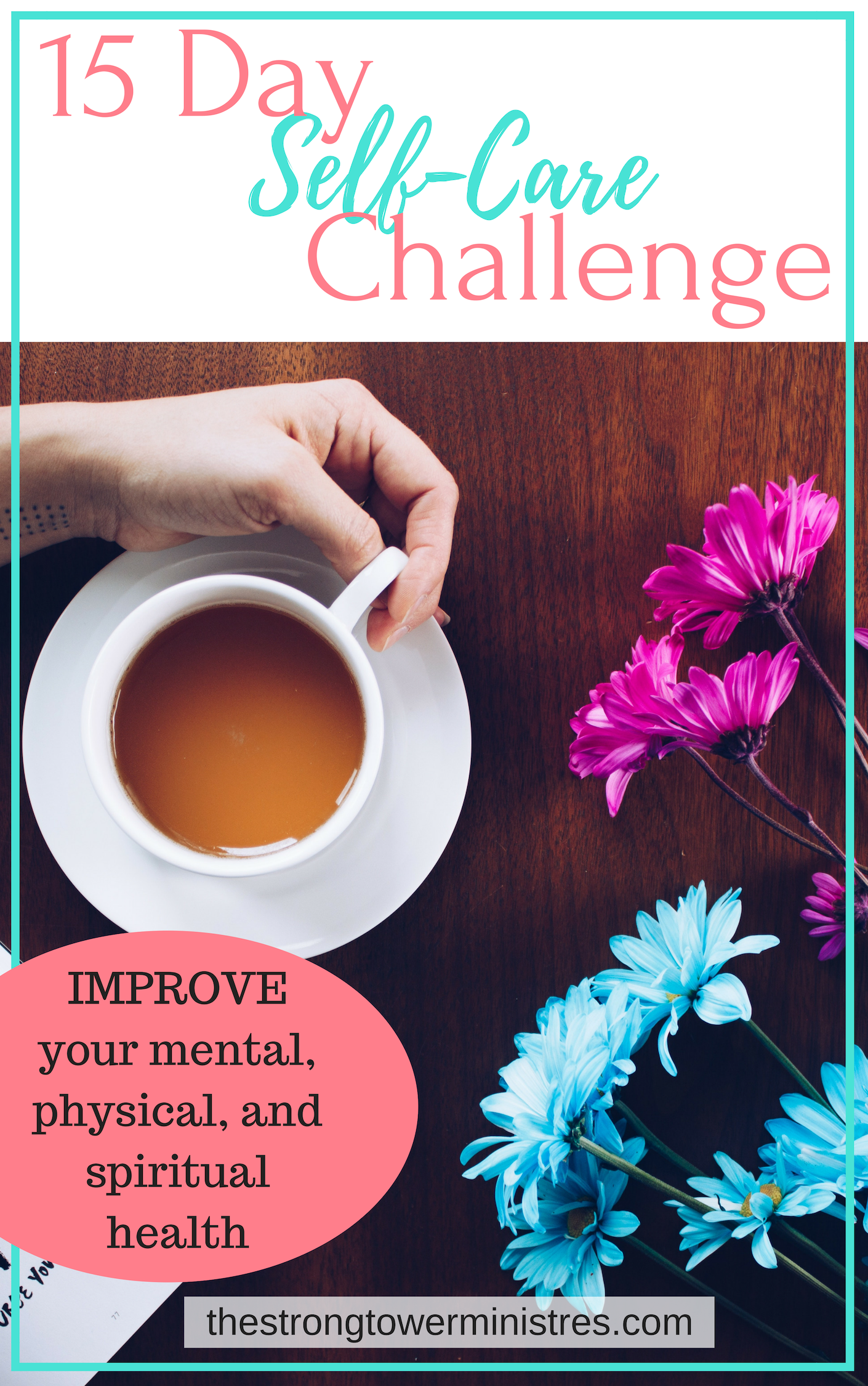 15 Day Self Care Challenge