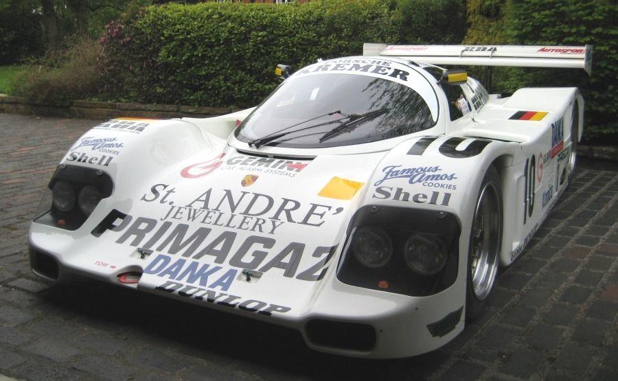 RaceCarAds - Race Cars For Sale » Porsche Kremer Group C | kremer ...