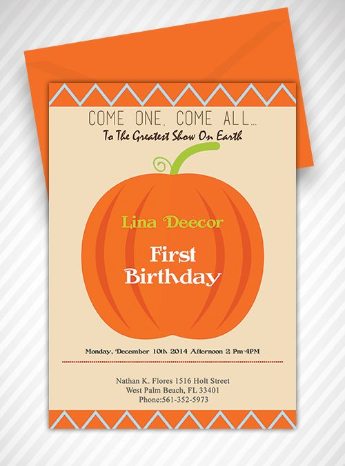 Our little pumpkin first birthday invitation template free pdf here it is our little pumpkin first birthday invitation template with a beautiful pumpkin background ideal for a first birthday invitation filmwisefo Image collections