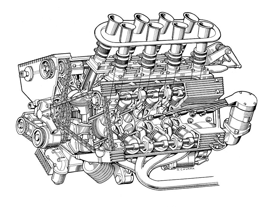 Alfa Romeo 33 V8