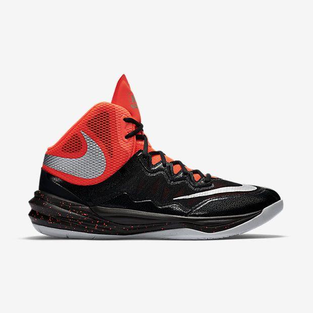 Nike Prime Hype DF II Zapatillas de baloncesto - Hombre. Nike  FreePlayPatternBreatheMen's BasketballAnkleConstructionTechBasketball Shoes