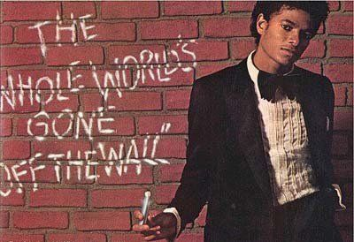1979 Off The Wall Lp Photoshoot