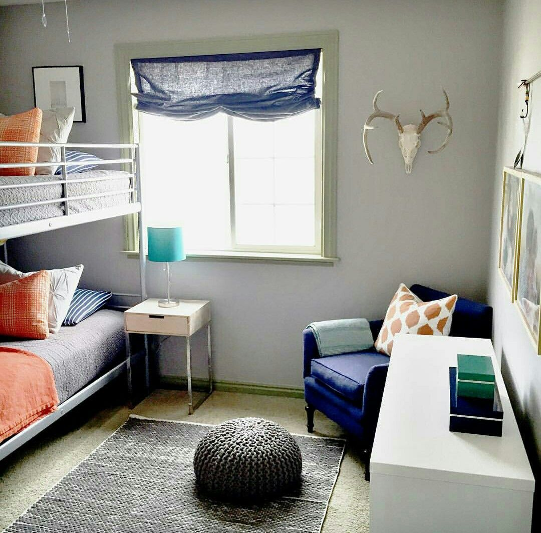 Svarta Bunkbrds 159 Via Ikea Photo Via Afpdesign Home Decor