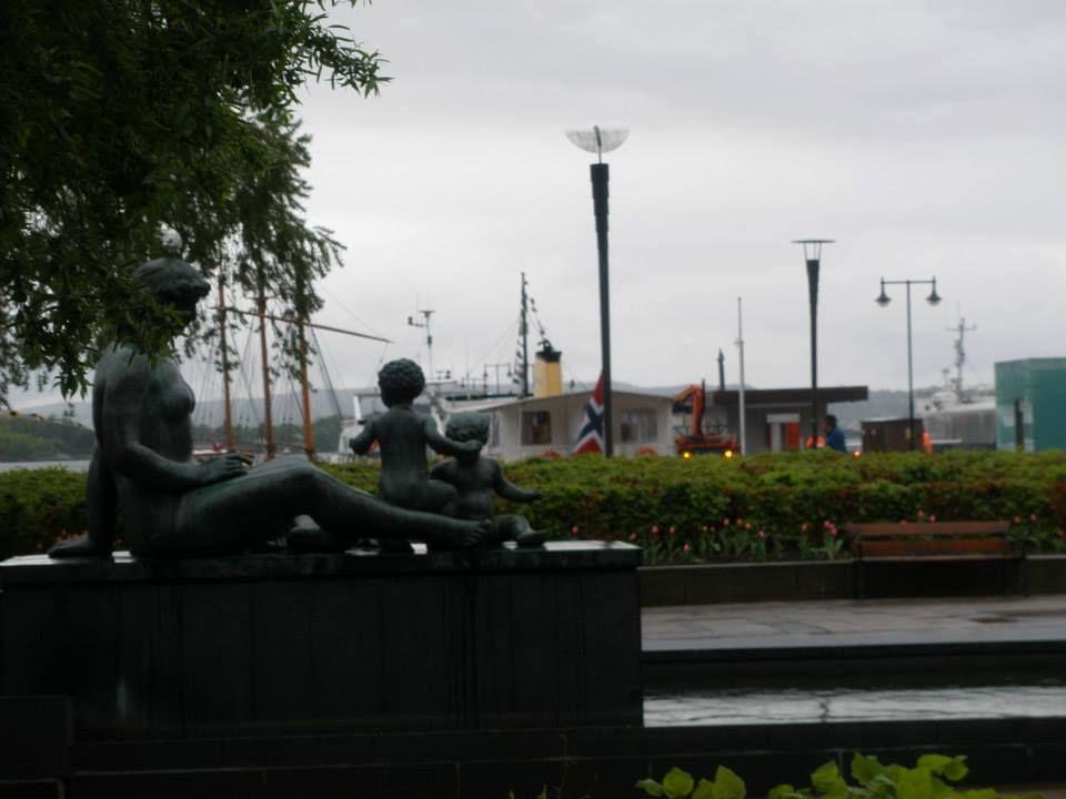 El Puerto de Oslo (Havn Oslo)