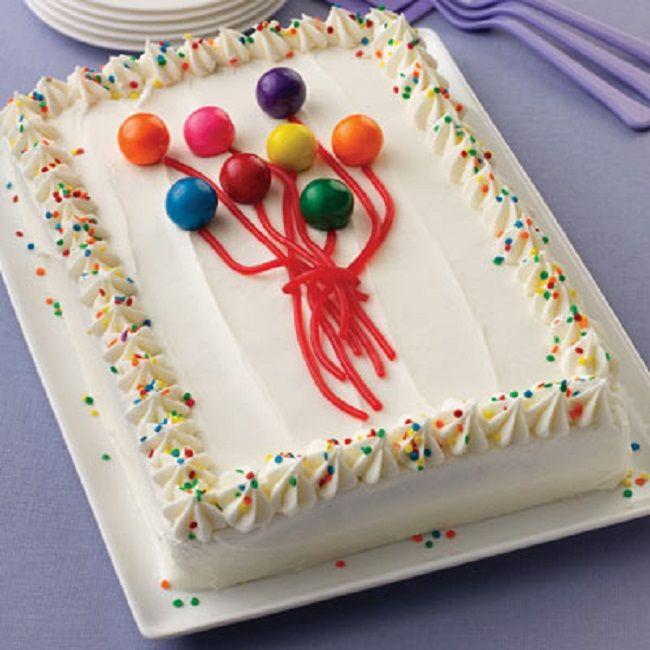 birthday cake recipes | New Cake Ideas