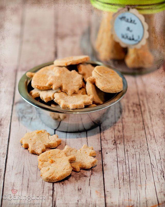 Cheesy Dog Treats 1 1/2 cups (240 grams) brown rice flour 1 1/2 cups (135  grams) oat flour 3/4 cup shredded cheddar cheese 3/4 cups shredded  parmesan, ...